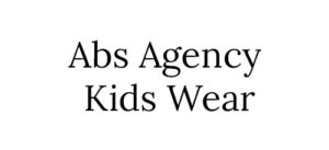 Abs Agency Kids Wear